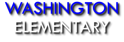 Washington Elementary  Logo